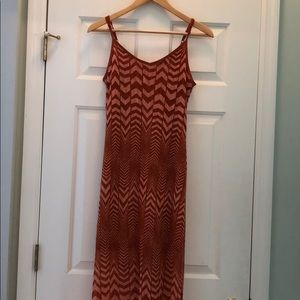 Fire Los Angeles Maxi Dress